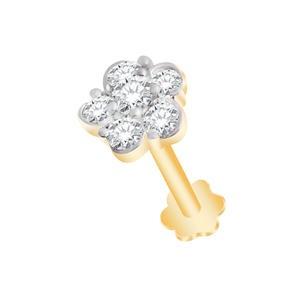diamond world nose pin 12