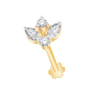 diamond world nose pin 13