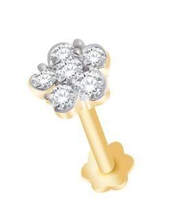 diamond world nose pin