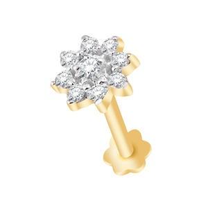 diamond nose pin price bd