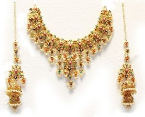 Amin jewellers gold necklace