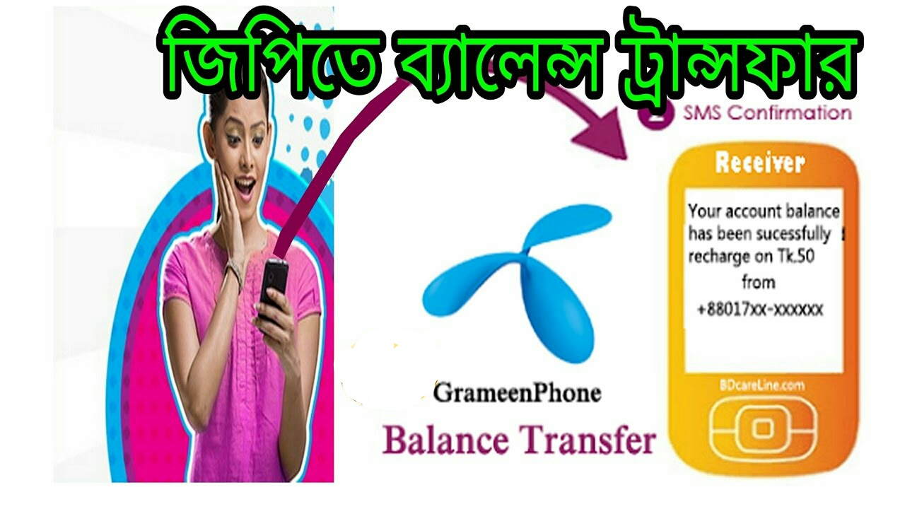 gp balance transfer