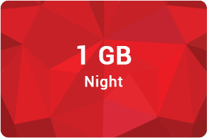 Robi Night Package