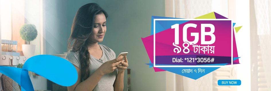 gp 7 days internet package (GP Internet Offer)